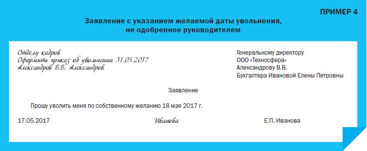 порядок издания приказа об увольнении работника