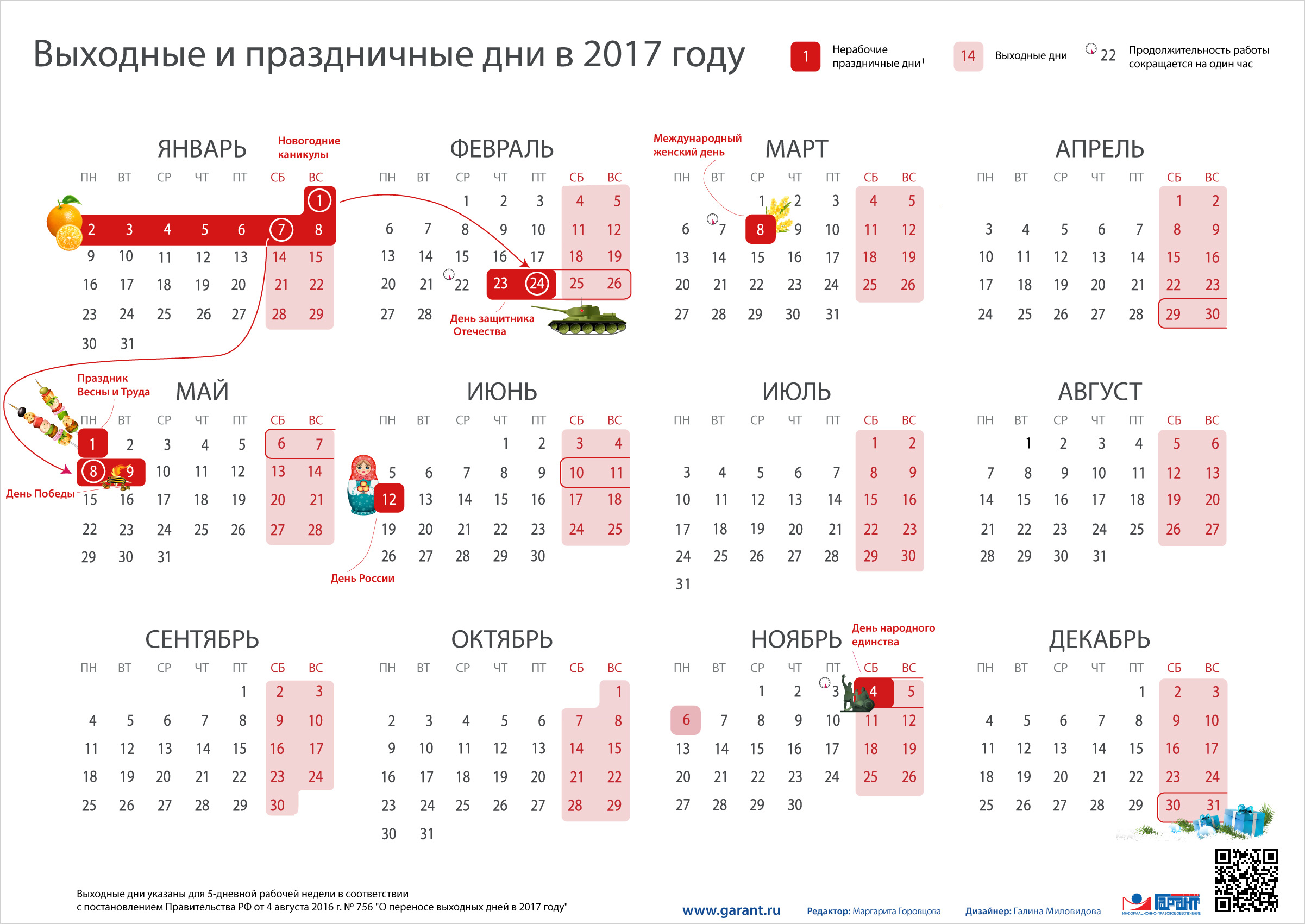 Выходные в апреле украина